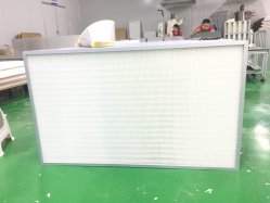 Filter des Niederfluss-Widerstand-Aluminiumhauptluft-Reinigungsapparat-ApparatHEPA