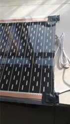 Populärer Raum-Far-Infrared Kohlenstoff-Heizungs-Film