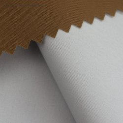 Revêtement polyuréthane taffetas de nylon Tissu/tissu respirant imperméable avec plastification