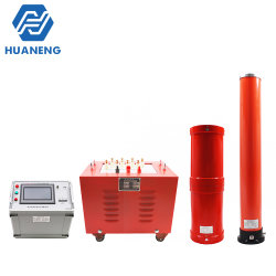 Système de test de résonance réglable Testeur de tension à haute fréquence