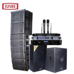 PRO Audio professionnel d'équipement de musique Stade enceinte de line array