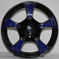 """14 """" 15 """"車は販売のためのクロムによって着色される合金の車輪に縁を付ける"""