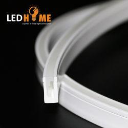 Ap0612 Brillo uniforme exterior IP67 LED Neon Flex LED de luces de neón de cuerda flexible Tira de luz para la decoración de interiores y exteriores