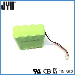 Haa 2200mAh NiMH 9.6V Ni-MH Batterie für elektrische Bohrgeräte
