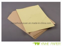 Het glanzende Zelfklevende Document van de Sticker