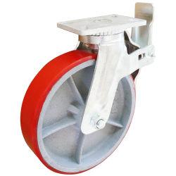 12 بوصة ثقيلة - واجب رسم [بو] على حديد سقالة سابكة/قندس عجلة
