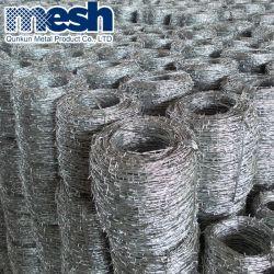 Cadena usada Cercado de alambre de púas