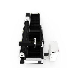 交換作業テーブルシートおよびパイプ金属製ファイバカッティングマシン 1000W IPG レーザー光源を使用