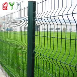 カーブ溶接メッシュフェンス 3D ワイヤメッシュフェンスパネルの工場出荷時価格