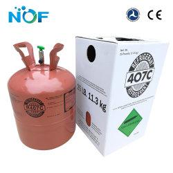 11,3 кг газа хладагента R407c, смешанный хладагент R407c