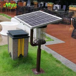 Im Freien elektrische Programmfehler Zapper Lampe fliegt Motten-Moskito-China-Insekt-Mörder-Blockierlicht