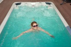 Acrilico superiore di Aristech dalla STAZIONE TERMALE acrilica di nuotata degli S.U.A.