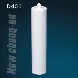 300ml는 실리콘 실란트/Sealant/PU Ms 실란트 - Dd01를 위한 RTV 카트리지를 비운다