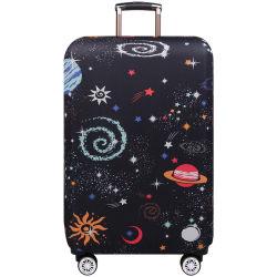 Estilo de moda personalizada Travelsky alta elasticidad Spandex mayorista protector tapa del maletero