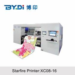 Disolvente Boyin máquina de impresión de inyección de tinta de sublimación impresora