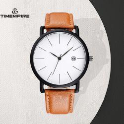 Regarder l'usine chinoise d'alimentation, Service Logo OEM Custom Watch (72495)