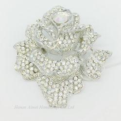Accessoires du vêtement Flower-Shaped Brooch Mode bijoux broches de métal