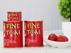 トマトのり、トマトソース、中国からのトマト・ケチャップ