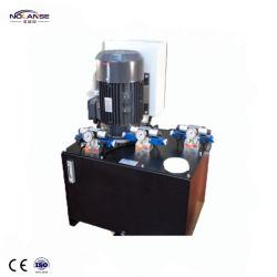전기 유압 파워 팩 유압 모터 유압 조향 제어 유닛 110V 유압 출력 장치