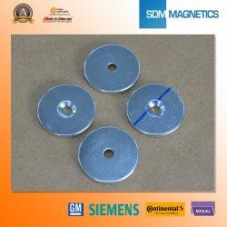 مغناطيس مغناطيس مغناطيسي من النيوديميوم عالي الجودة