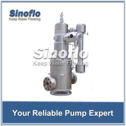 Pompa inscatolata di base del motore dell'asta cilindrica vuota