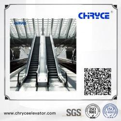 Vvvf Auto Start Stop 30/35 Graden Indoor Commerciële Passagier Economische Bewegende Loopbrug Escalator Voor Winkelcentrum