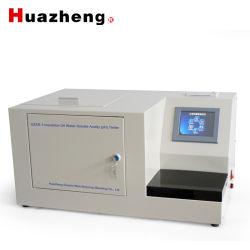 ASTM D974 중국 휴대용 변압기 오일 산 값 시험 장비