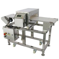 Detector de metales automático para la industria alimentaria