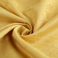 Tessuto 100% del jacquard del poliestere per la tenda e la tovaglia