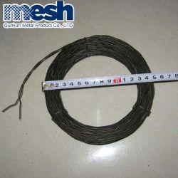 Los materiales de construcción plancha de hierro negro templado suave trenzado El cable de enlace