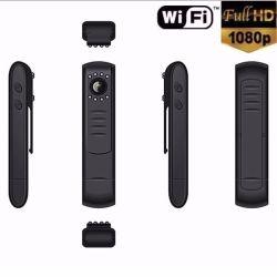 L7 het Draagbare Registreertoestel van de Camera DVR van de Monitor van de Nok van de Politie van de Camera 1080P HD WiFi Mini