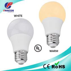 Ce Liste UL A60 12W Ampoule de LED