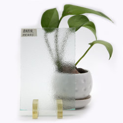 Banheira de vender o padrão de Laminados temperado claro e Ultra Branco Aqualite Mistlite Puzzle Porta de vidro da janela