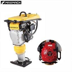 Gran masa de tipo vibratorio Rammer Rammer gx160 Motor de Gasolina o Diesel Enigne4-Stroker alquiler de los fabricantes