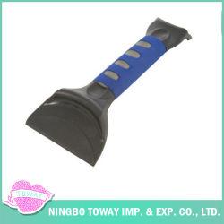 Breve migliore ruspa spianatrice di plastica blu del ghiaccio della neve dell'automobile del tergicristallo
