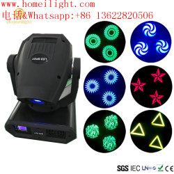 Déplacer la tête 60W à LED Spot Light stade professionnel Lumière pour mariage Disco montrent l'événement