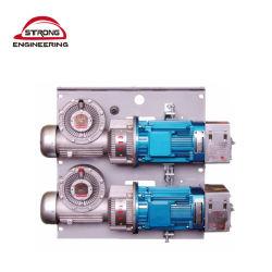 Motor eléctrico 11/15kw partes separadas do Guindaste de construção