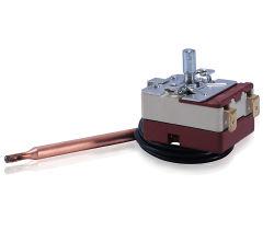 30-90c капиллярной отопление высокой температуры термостат для нагрева воды фритюрницы