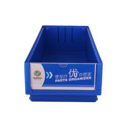 Cassetti di plastica della mensola suddivisi con i divisori disponibili