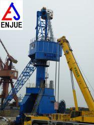 Порт использовать мобильные решетке стрелы мост козловой кран кран прибрежными морскими палубе кран