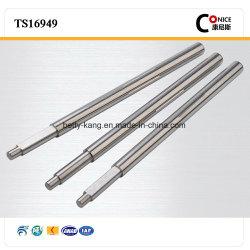 Fábrica de ISO alfiler de metal de precisión de mecanizado CNC