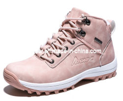Outdoor Footwear Waterproof Winter女性雪のブート(572)