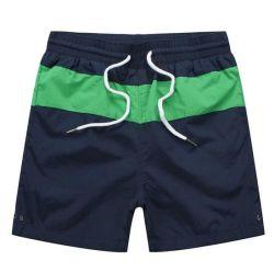 Дешевые Настройка личной торговой марки моды Быстрый сухой мужчин спортивные шорты