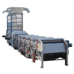 하드 폐기물(Hard Waste Knitting hoosery) 직물 직물 직물 섬유 폐기물 재활용 기계