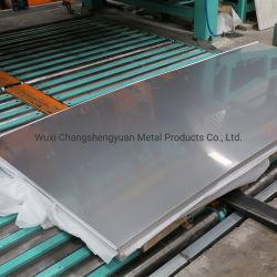 Tisco laminés à chaud 321, 347, 347H, 409L, 420 ss plaque en acier inoxydable avec surface de rétroviseur