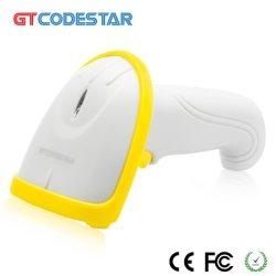 Ordinateur de poche Ventes en gros Android1d Barcode Scanner laser pour Retails/supermarché
