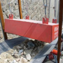 Сухой постоянного магнита полезных ископаемых Overband опоры маятниковой подвески
