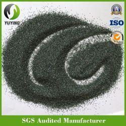 Carborundum dell'esportazione di prezzi competitivi, carburo di silicone, polvere nera di Sic
