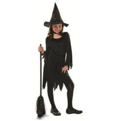 Kind-kleines Hexe-Halloween-Kostüm
