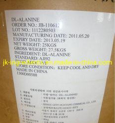 Dl-Alanine CAS: 302-72-7 alanina
